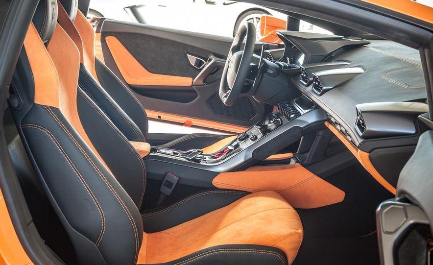 2015 Lamborghini Huracán LP610-4 - Slide 59