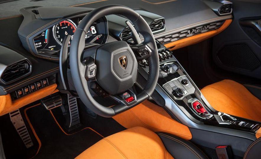 2015 Lamborghini Huracán LP610-4 - Slide 60