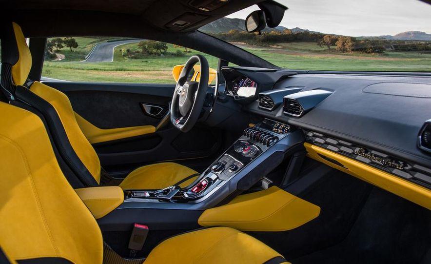 2015 Lamborghini Huracán LP610-4 - Slide 73