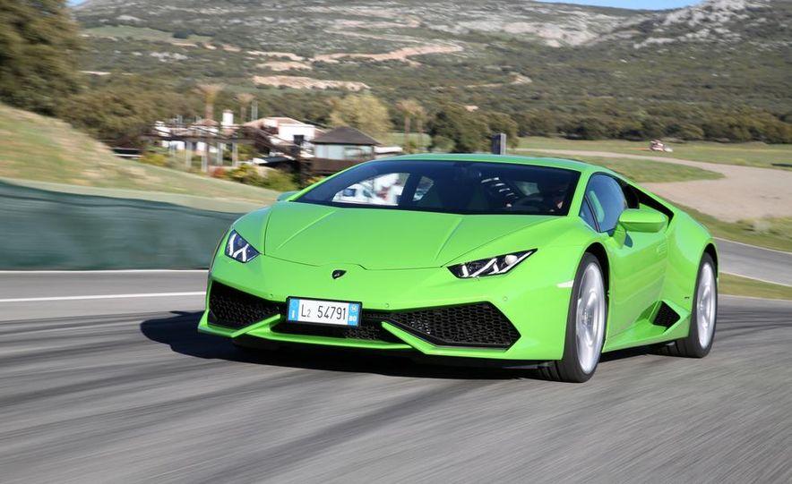 2015 Lamborghini Huracán LP610-4 - Slide 27