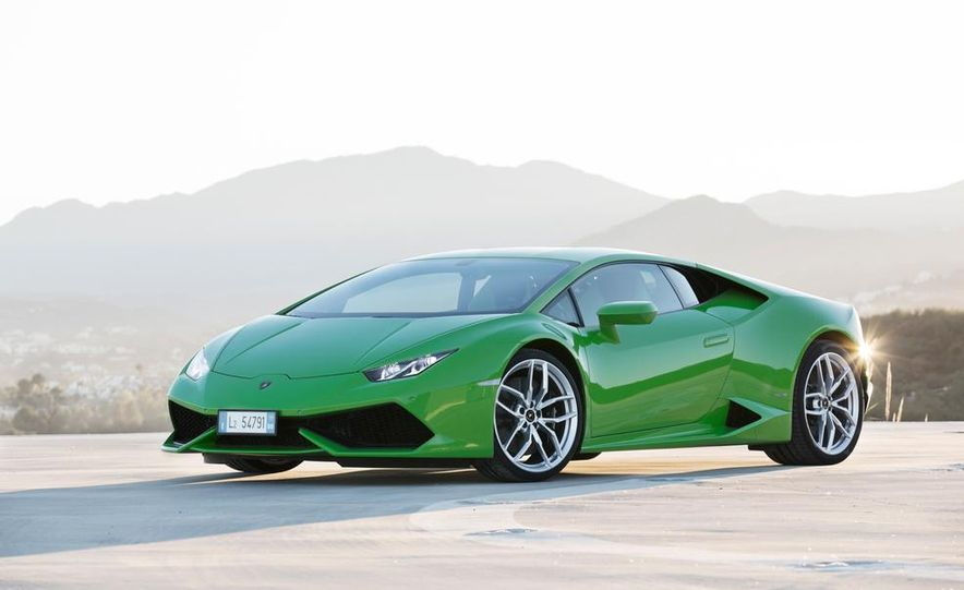 2015 Lamborghini Huracán LP610-4 - Slide 31