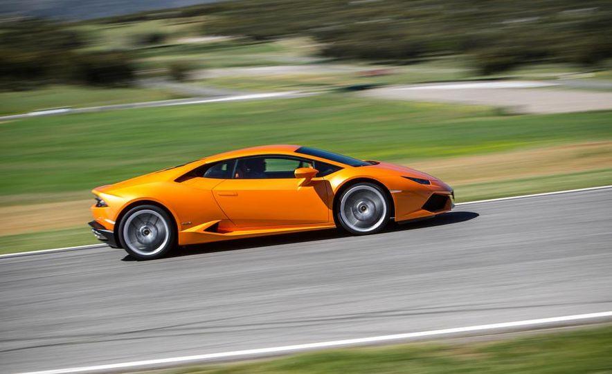 2015 Lamborghini Huracán LP610-4 - Slide 51