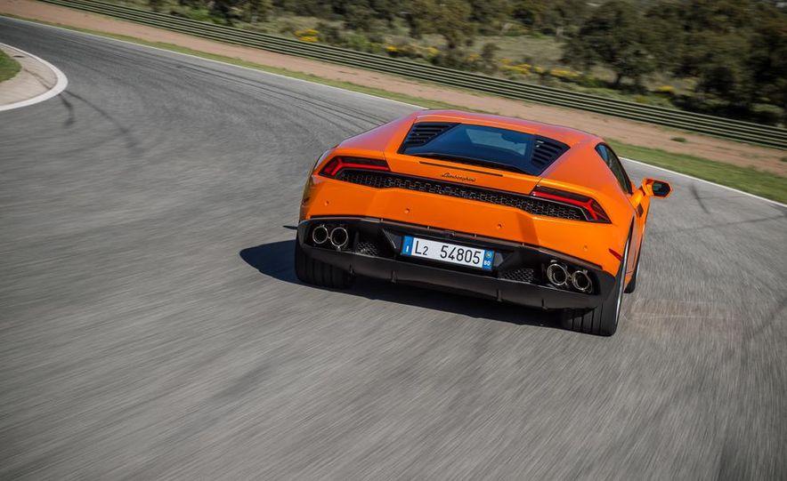 2015 Lamborghini Huracán LP610-4 - Slide 53