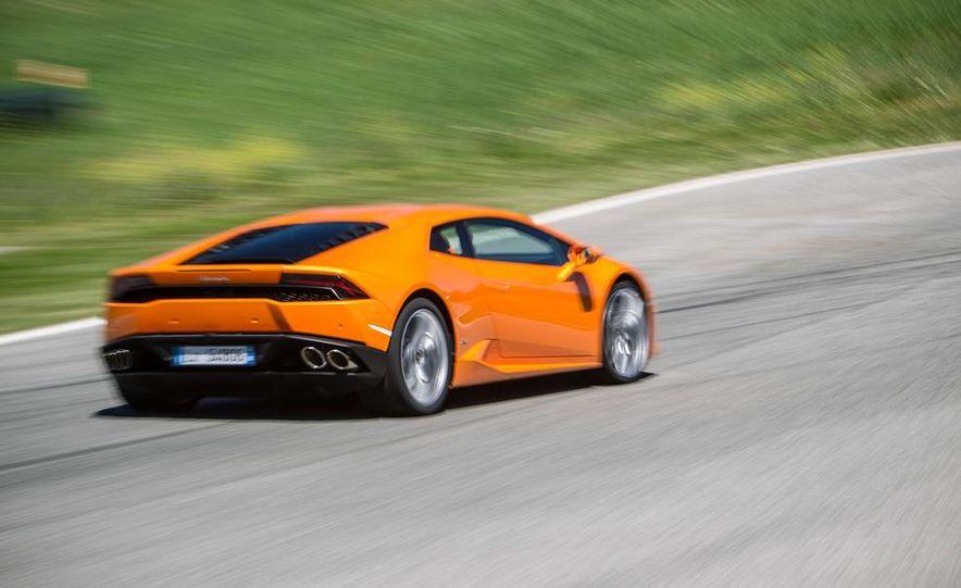 2015 Lamborghini Huracán LP610-4 - Slide 54