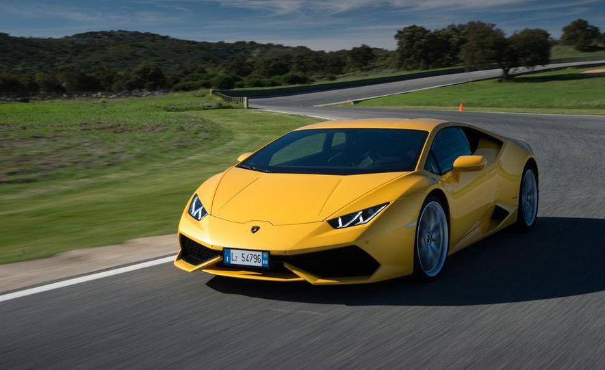 2015 Lamborghini Huracán LP610-4 - Slide 68
