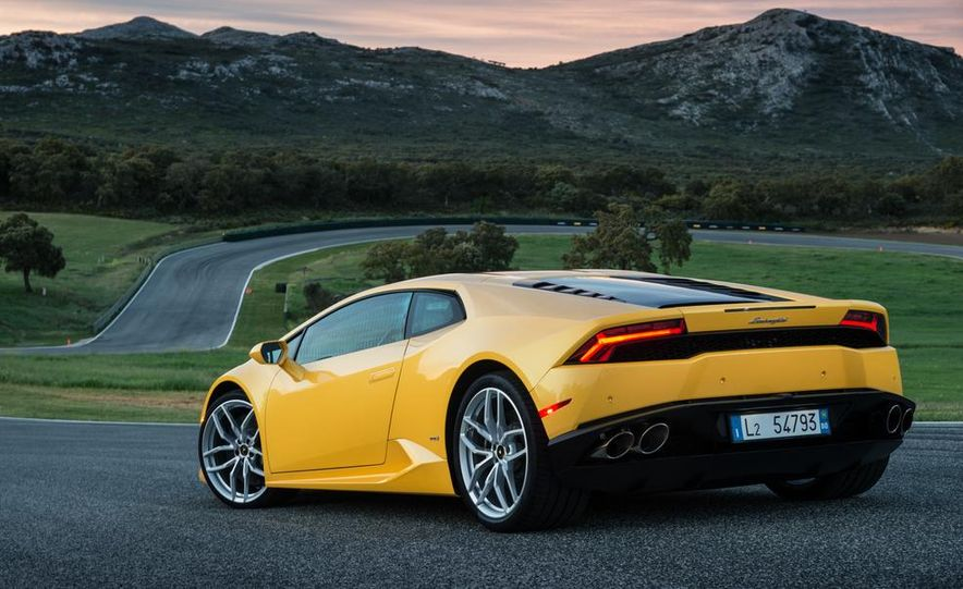 2015 Lamborghini Huracán LP610-4 - Slide 72