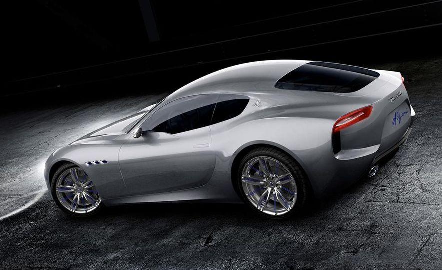 Maserati Alfieri concept - Slide 4