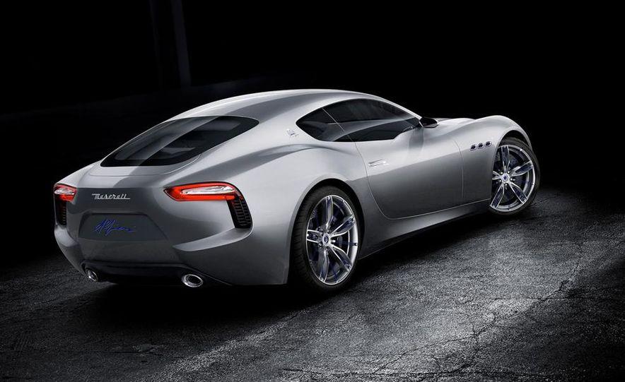 Maserati Alfieri concept - Slide 5