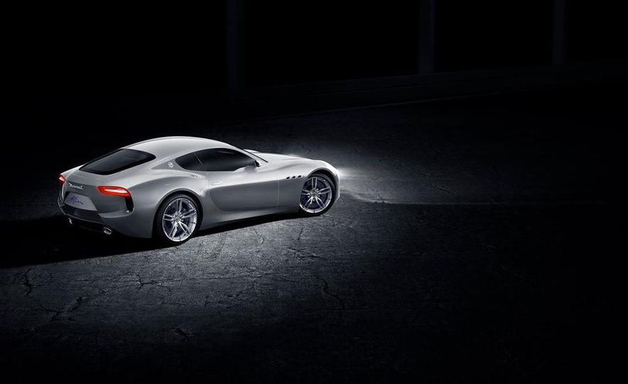 Maserati Alfieri concept - Slide 7