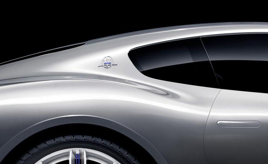 Maserati Alfieri concept - Slide 8