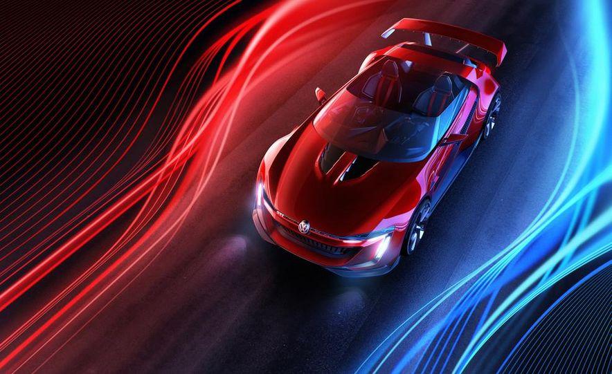Volkswagen GTI Roadster Vision Gran Turismo concept - Slide 1
