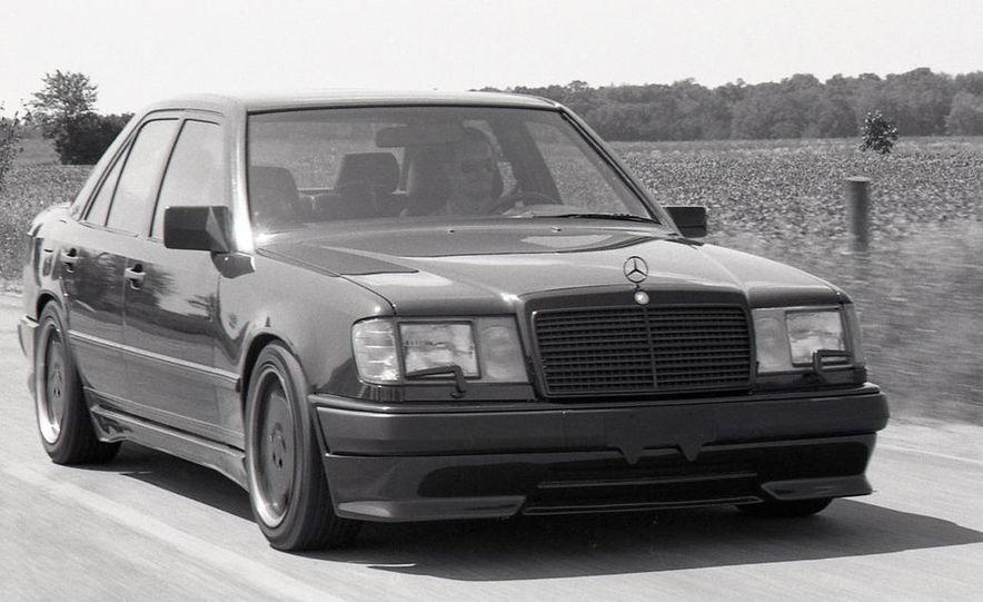 Mercedes-Benz AMG Hammer - Slide 4