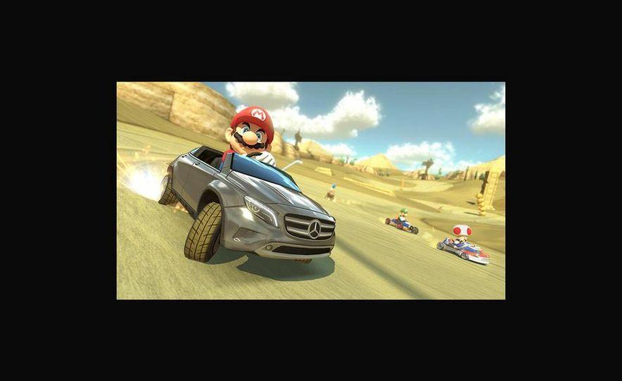 Mario Kart 8 - Slide 1