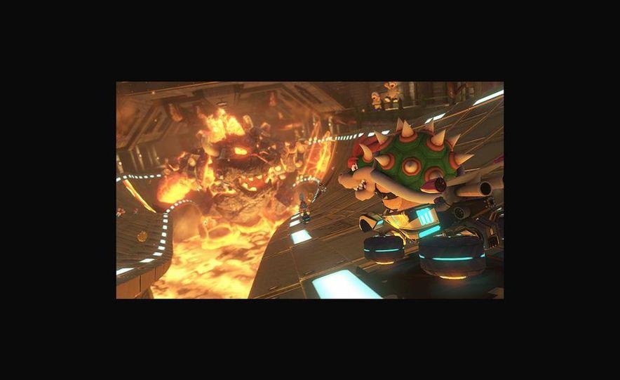 Mario Kart 8 - Slide 3