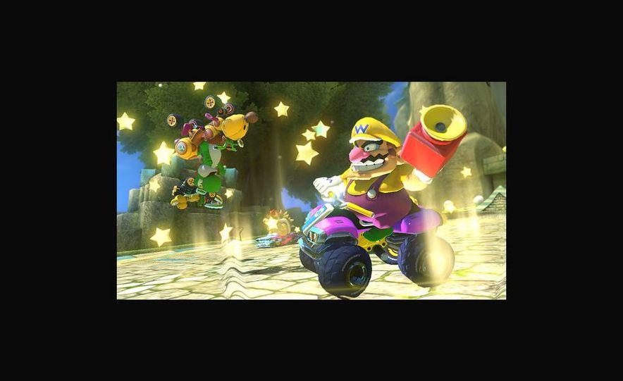 Mario Kart 8 - Slide 5