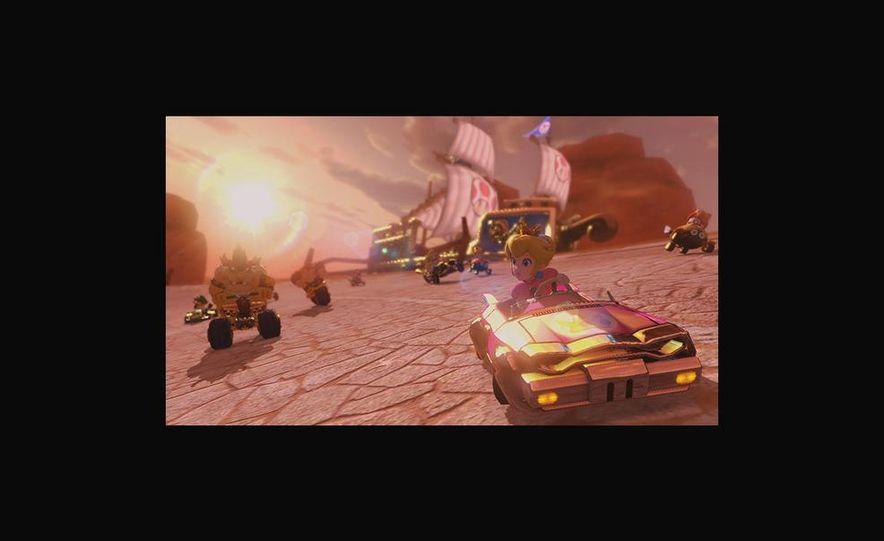 Mario Kart 8 - Slide 7