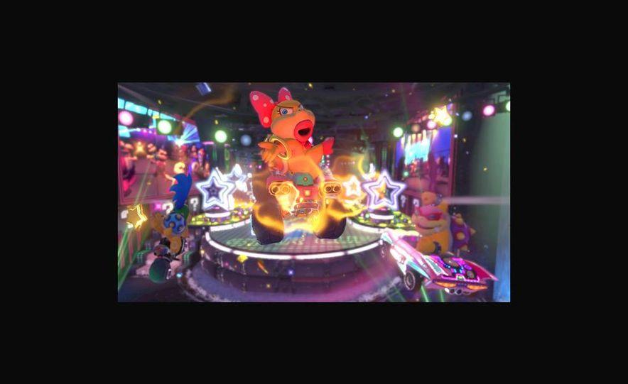 Mario Kart 8 - Slide 8