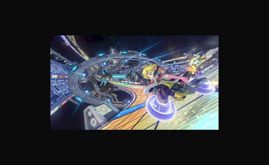 Mario Kart 8 - Slide 9
