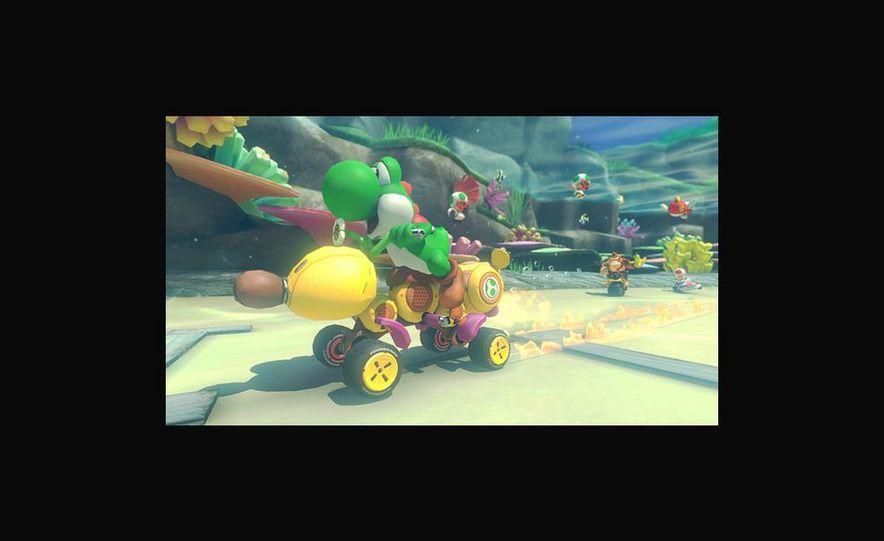 Mario Kart 8 - Slide 10