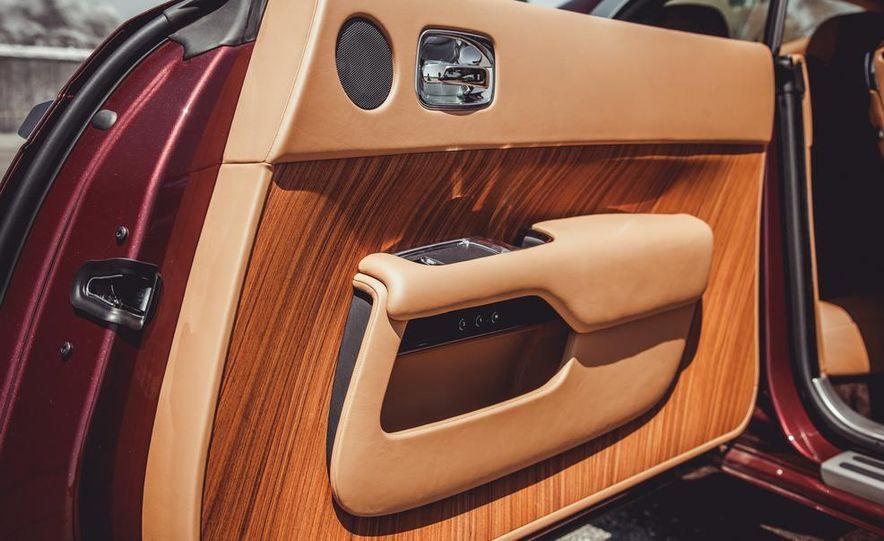 2014 Rolls-Royce Wraith - Slide 16