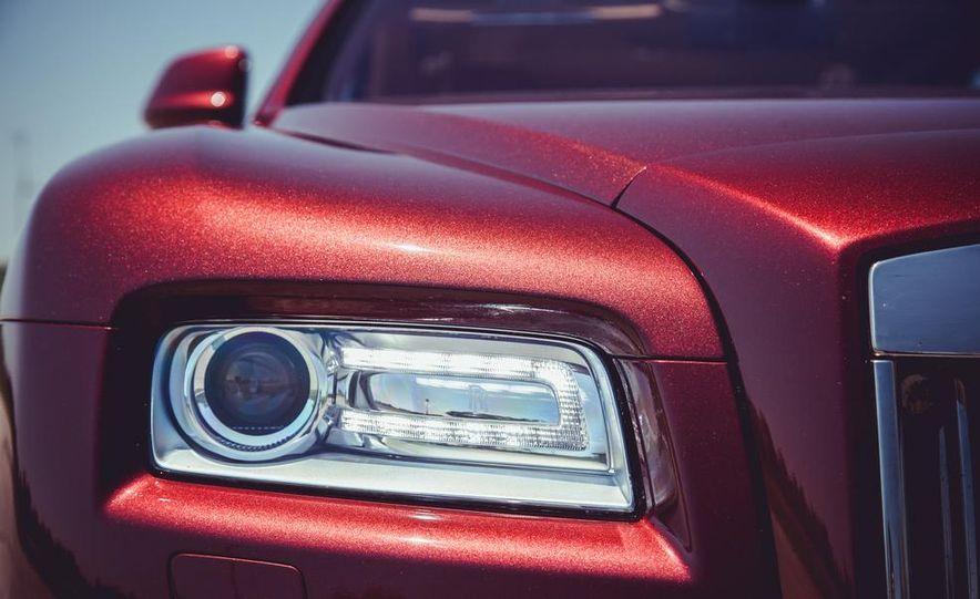 2014 Rolls-Royce Wraith - Slide 7