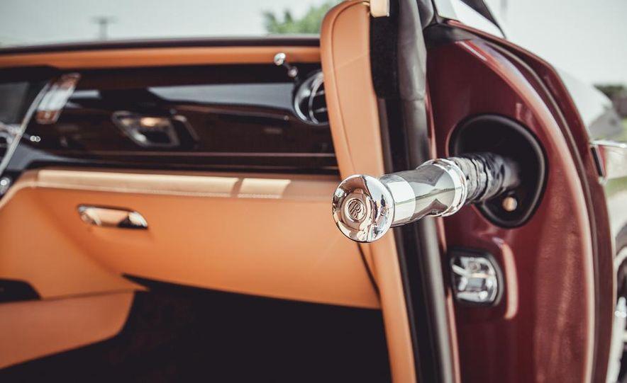 2014 Rolls-Royce Wraith - Slide 20