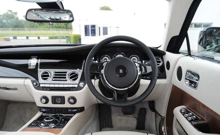2014 Rolls-Royce Wraith - Slide 34