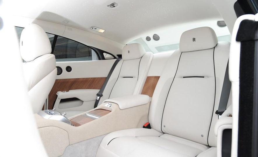 2014 Rolls-Royce Wraith - Slide 36