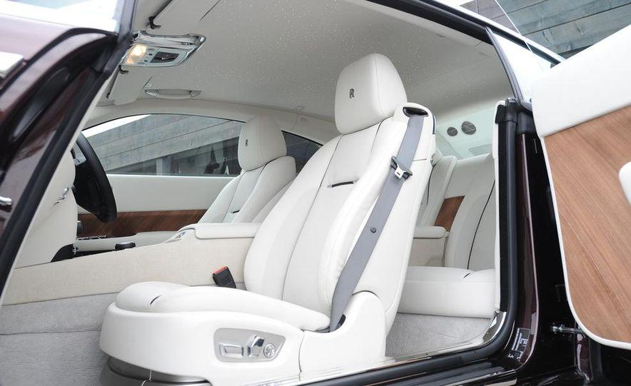2014 Rolls-Royce Wraith - Slide 38