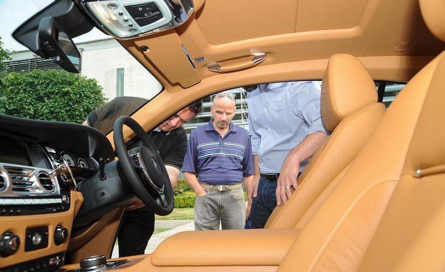 2014 Rolls-Royce Wraith - Slide 49