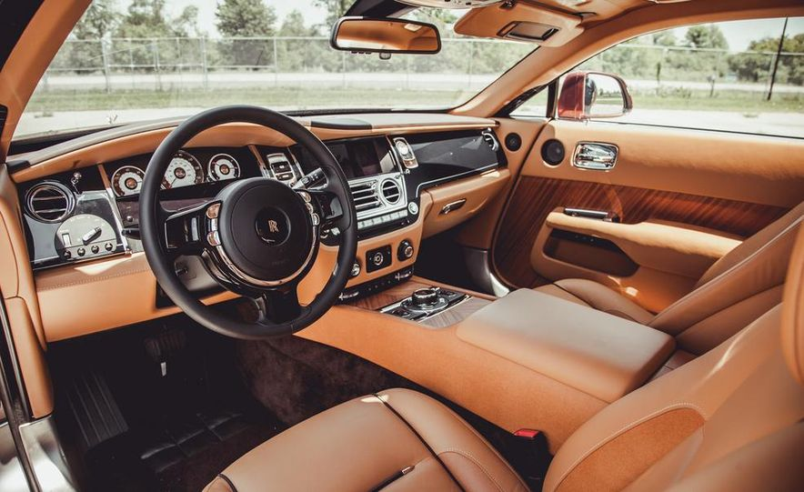 2014 Rolls-Royce Wraith - Slide 13