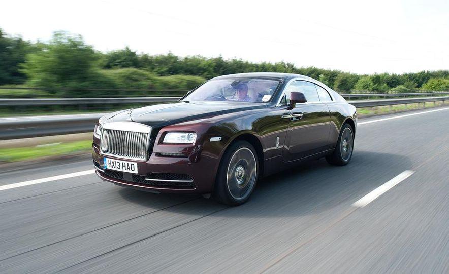 2014 Rolls-Royce Wraith - Slide 28