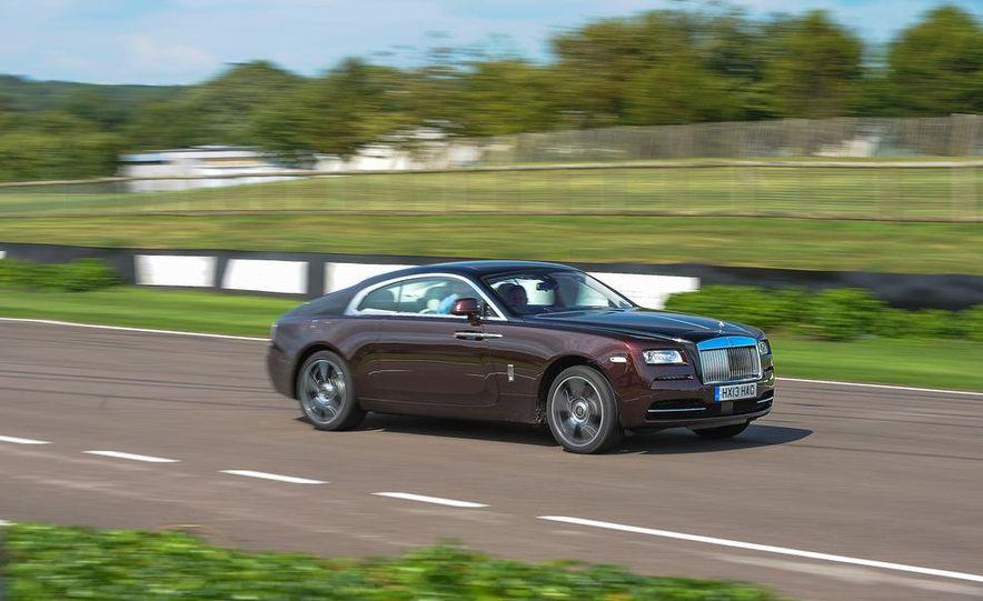 2014 Rolls-Royce Wraith - Slide 29