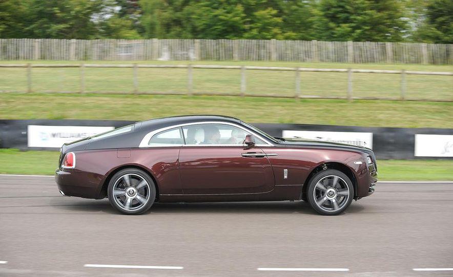 2014 Rolls-Royce Wraith - Slide 30