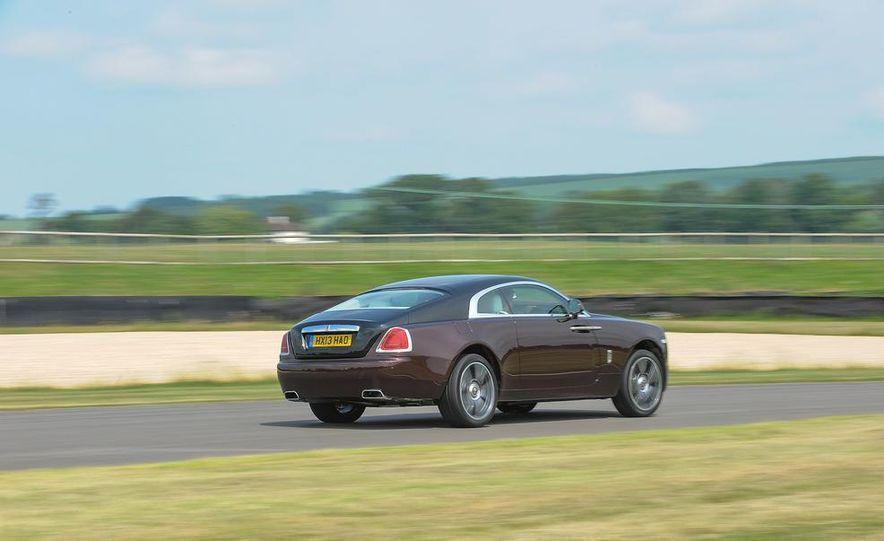 2014 Rolls-Royce Wraith - Slide 31