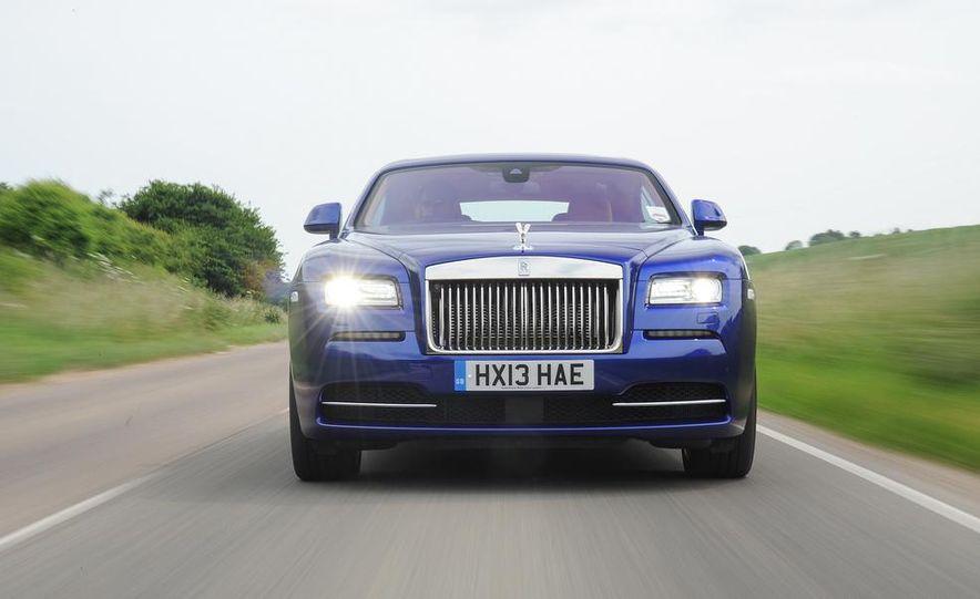 2014 Rolls-Royce Wraith - Slide 42