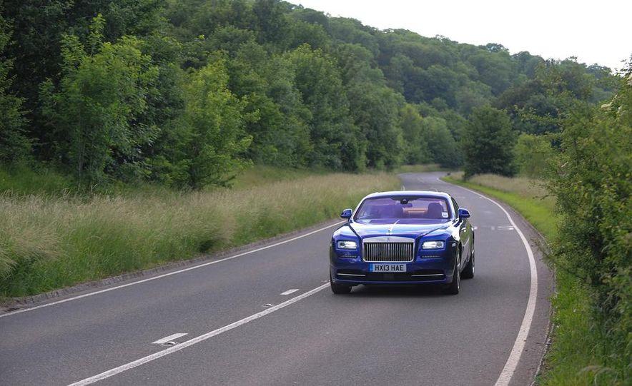 2014 Rolls-Royce Wraith - Slide 43