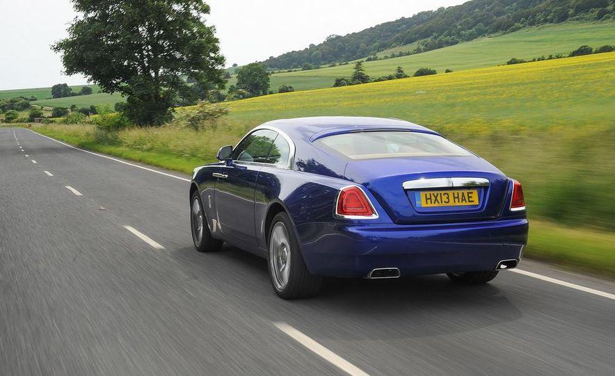 2014 Rolls-Royce Wraith - Slide 44
