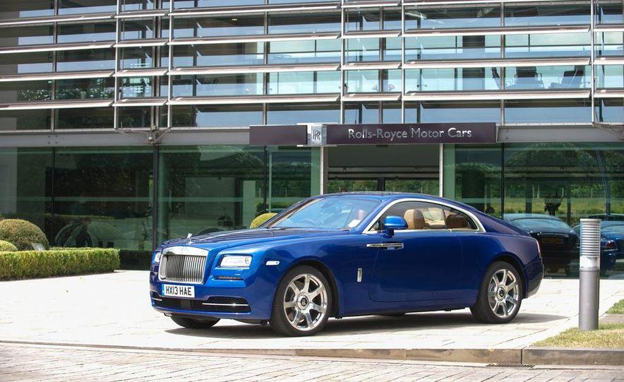 2014 Rolls-Royce Wraith - Slide 46