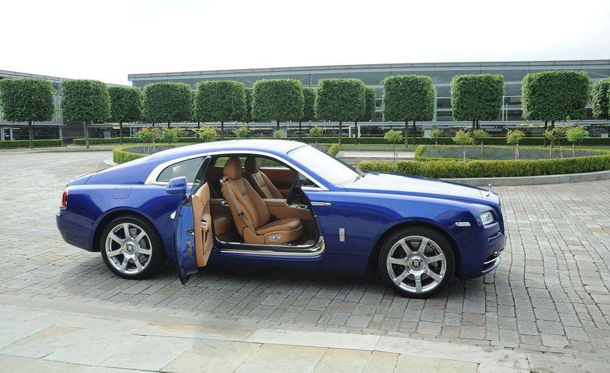 2014 Rolls-Royce Wraith - Slide 47