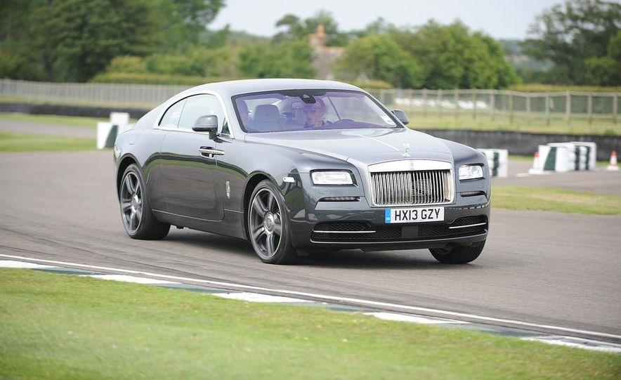 2014 Rolls-Royce Wraith - Slide 51