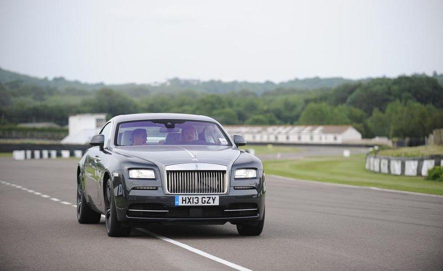 2014 Rolls-Royce Wraith - Slide 52