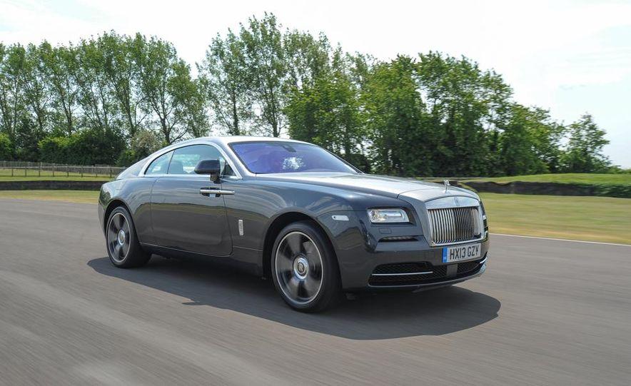 2014 Rolls-Royce Wraith - Slide 53