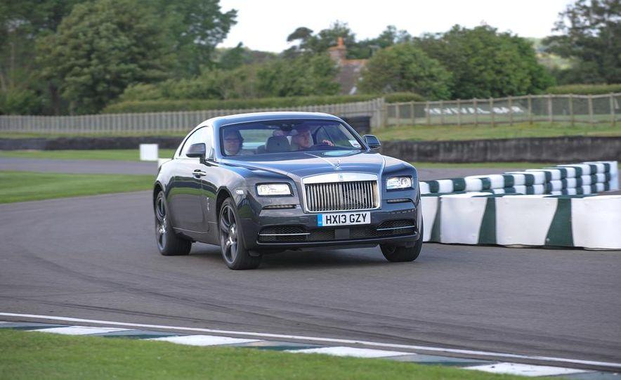 2014 Rolls-Royce Wraith - Slide 54