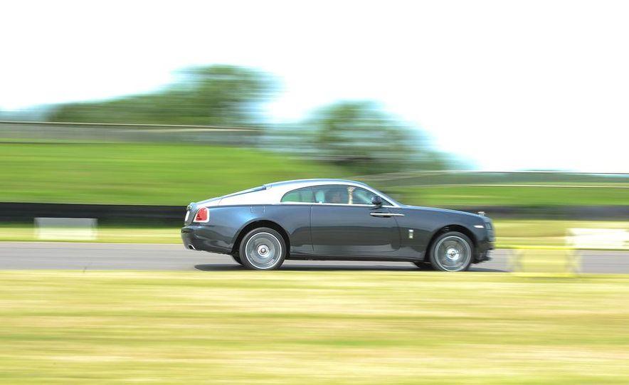 2014 Rolls-Royce Wraith - Slide 55