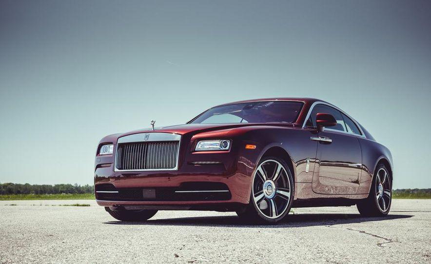 2014 Rolls-Royce Wraith - Slide 1