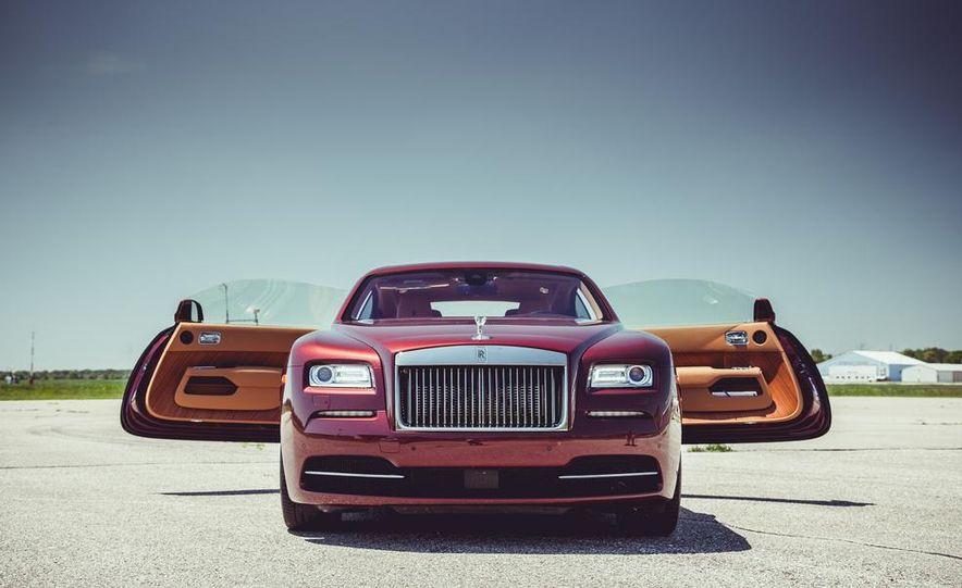 2014 Rolls-Royce Wraith - Slide 2