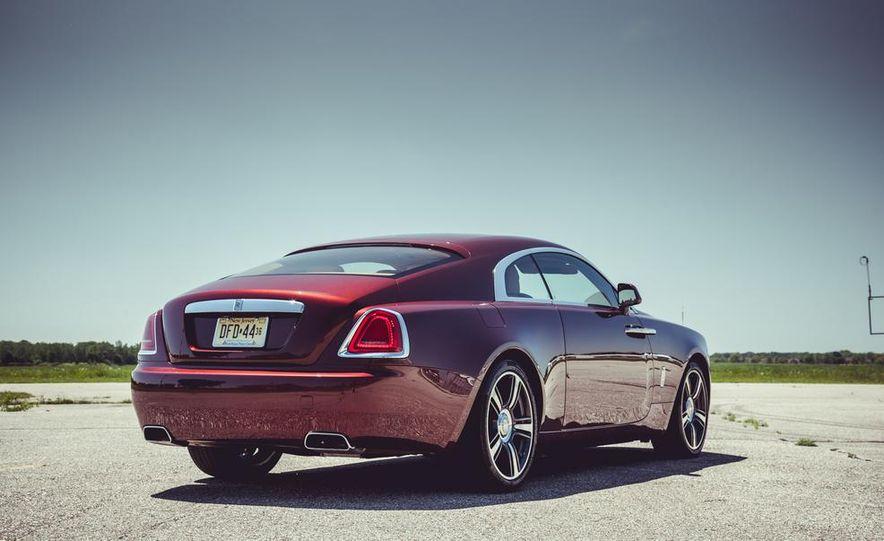 2014 Rolls-Royce Wraith - Slide 3