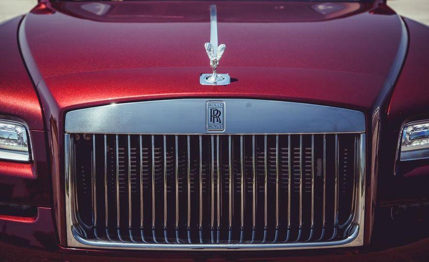 2014 Rolls-Royce Wraith - Slide 8