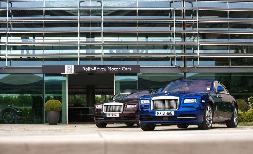 2014 Rolls-Royce Wraith - Slide 59